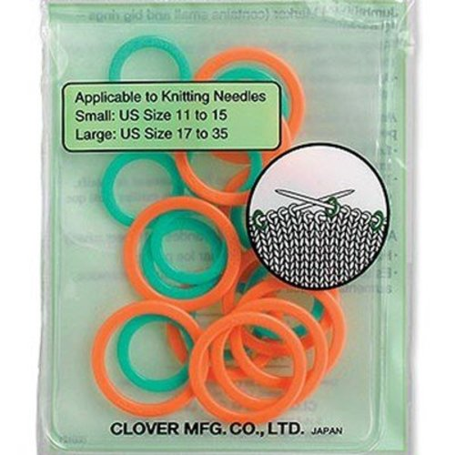 Clover Jumbo Ring Markers -  ()