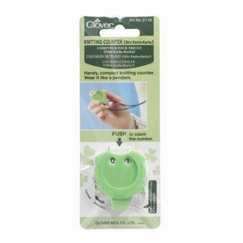 Clover Knitting Counter (Mini Kacha-Kacha) -  ()