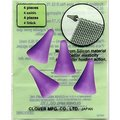 Clover Point Protector for Knitting Needles - US 7-10.5 Needles (LARGE)