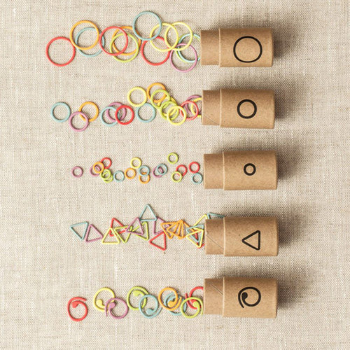 Cocoknits Flight of Stitch Markers -  ()