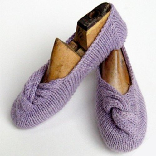 Cocoknits Knotted Slippers -  ()