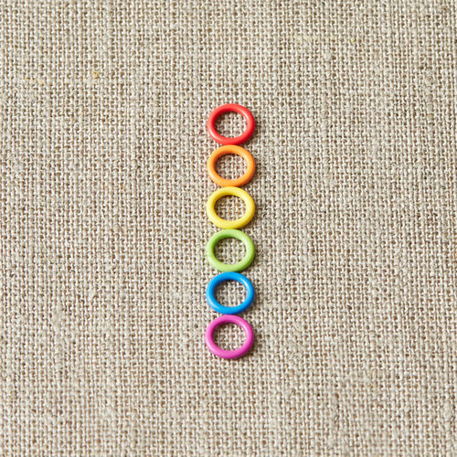 Cocoknits Small Colored Stitch Markers -  ()