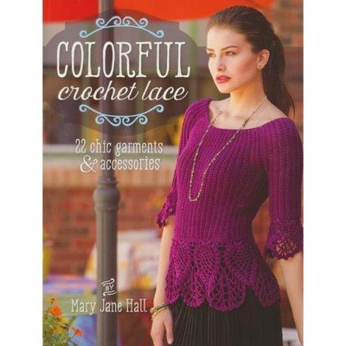 Colorful Crochet Lace -  ()