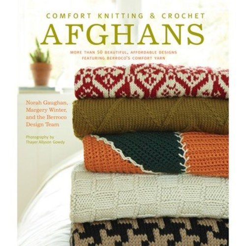 Comfort Knitting and Crochet: Afghans -  ()