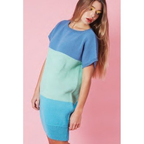 Conway and Bliss Colour Block Tunic PDF -  ()