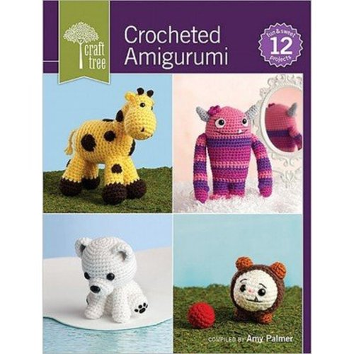 Craft Tree: Crocheted Amigurumi -  ()