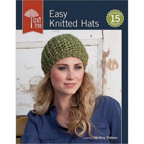 Craft Tree: Easy Knitted Hats -  ()