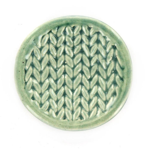 Creative With Clay Knitted Dish -  ()