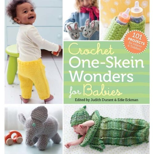 Crochet One-Skein Wonders for Babies -  ()