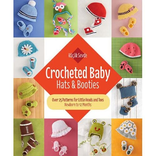 Crocheted Baby Hats & Booties -  ()