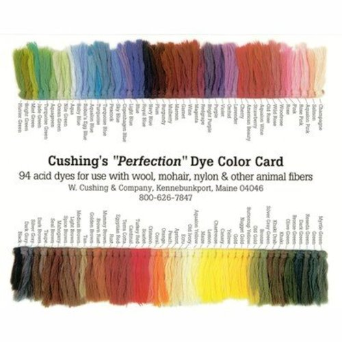Cushing Perfection Acid Dyes - American Beauty (AMERBEAUTY)