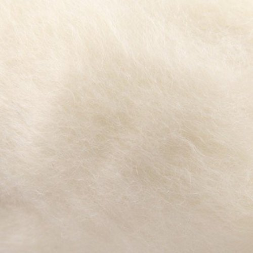 Dashing Mouse Fibers Leicester Carded Sliver Spinning Fiber -  ()