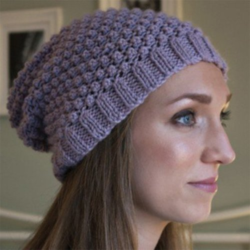 Debbie Bliss Blackberry Beanie (Free) -  ()
