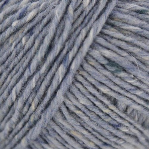 Debbie Bliss Donegal Luxury Tweed Aran Discontinued Colors - Sky (54)