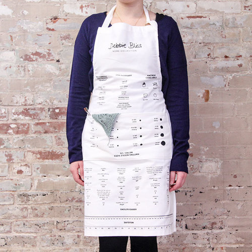 Debbie Bliss Knitting Aid Apron -  ()