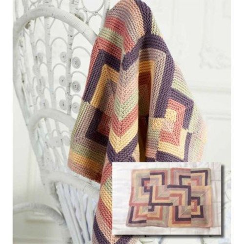 Debbie Bliss L Blocks Blanket PDF -  ()