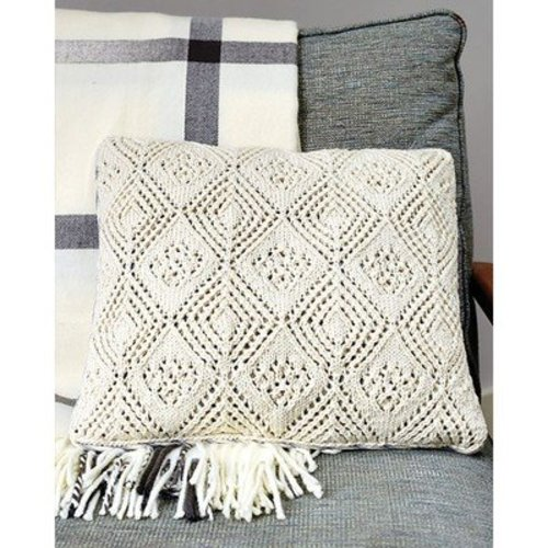 Debbie Bliss Lace and Cable Cushions PDF -  ()