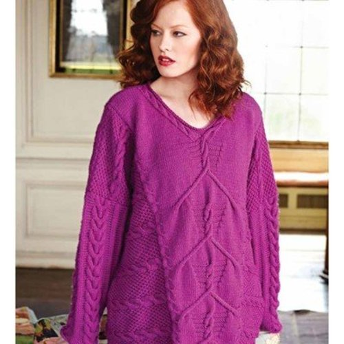 Debbie Bliss Multi Cable Tunic PDF -  ()