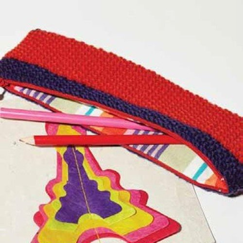 Debbie Bliss Pencil Case & Purse PDF - Magazine #11 -  ()