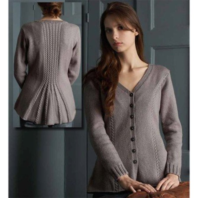 Debbie bliss knitting patterns at webs yarn sophiacable vent jacket pdf dt1010fo