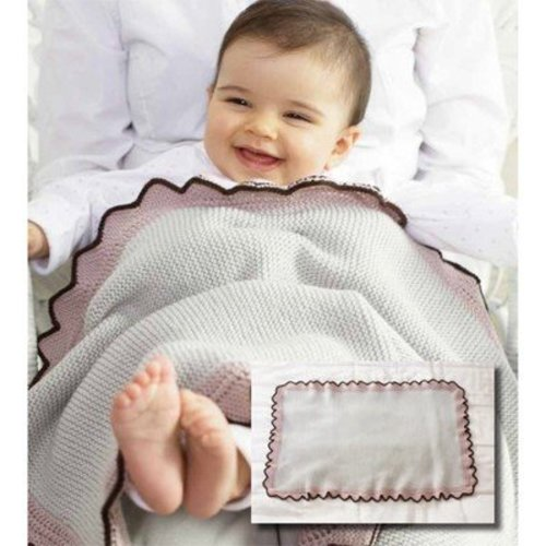 Debbie Bliss Triangle Edge Blanket PDF -  ()