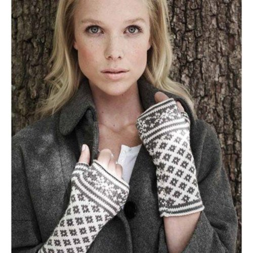 Debbie Bliss Wristwarmers - Debbie Bliss Magazine #7 -  ()