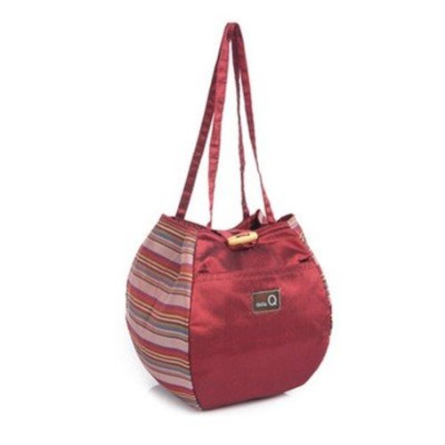 della Q 220-1 Rosemary Bag - Red (RED)
