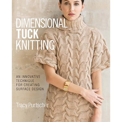 Dimensional Tuck Knitting -  ()