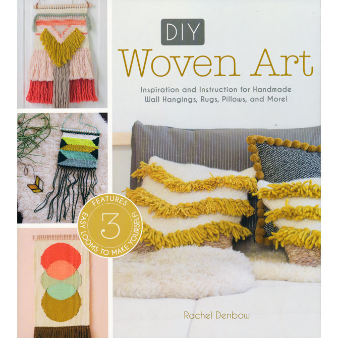 DIY Woven Art at WEBS | Yarn.com