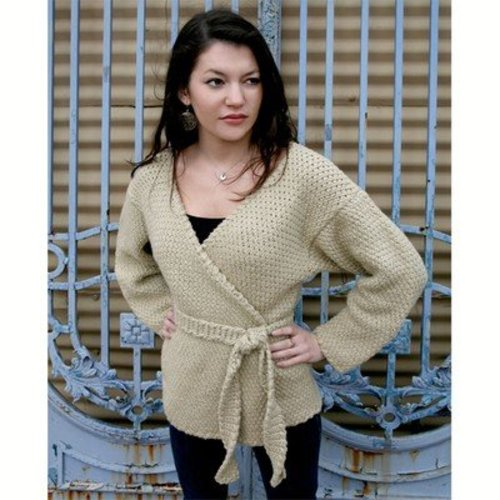 Dolce Handknits 613 New Hope Cardigan PDF -  ()