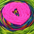 Done Roving Yarns Frolicking Feet Transitions - Jelly Beans (027)