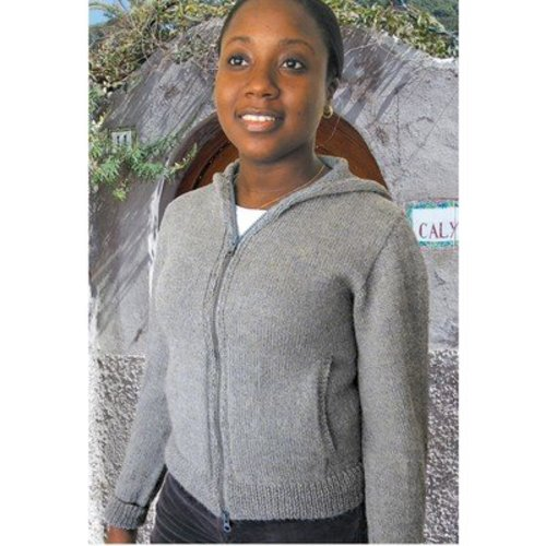 Dovetail Designs K2.32 Lightweight Hoodie to Knit PDF -  ()