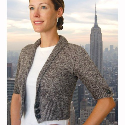 Dovetail Designs K2.43 City Cardigan PDF -  ()