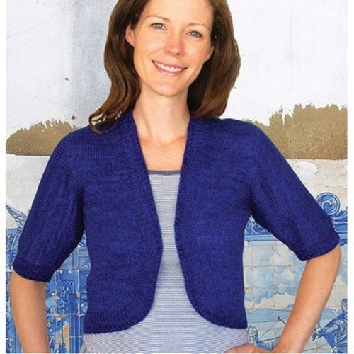 Dovetail Designs K2.52 Lisbon Shrug PDF -  ()