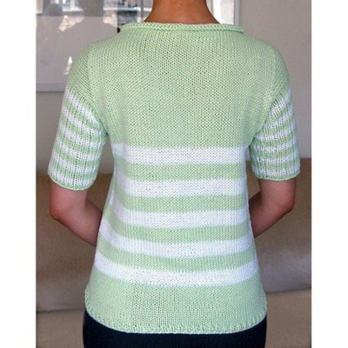 Dovetail Designs K2.64 Sanibel Tee to Knit PDF -  ()