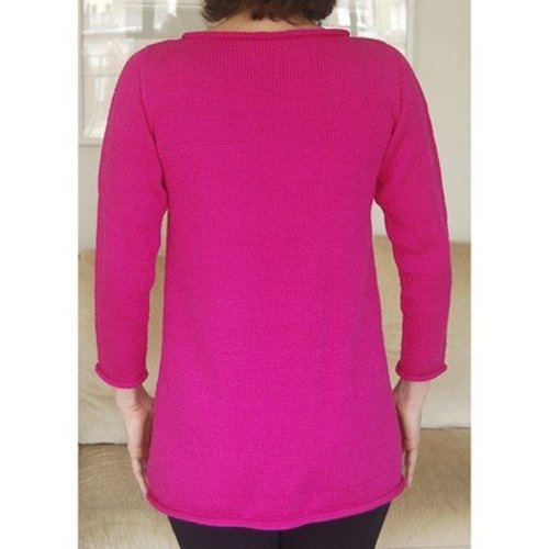 Dovetail Designs K2.66 A-Line Tunic to Knit PDF -  ()