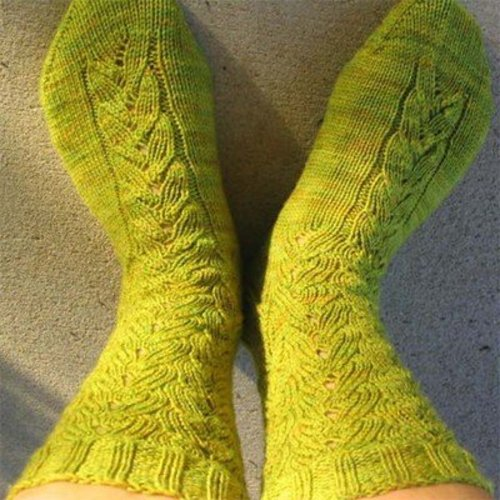 Dream in Color 652 Sleepwalker Socks PDF -  ()