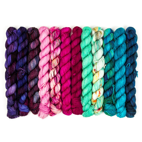 Dream in Color Casapinka Perfect Blend MKAL Yarn Pack -  ()
