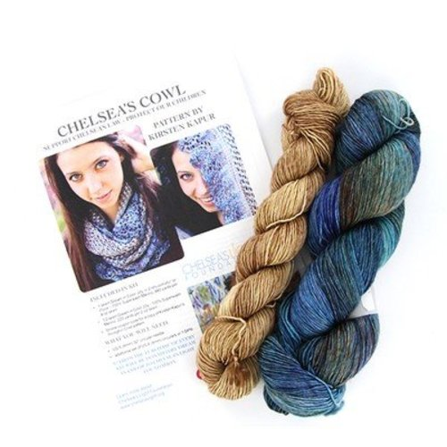 Dream in Color Chelsea's Cowl Kit -  ()