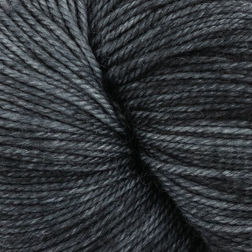 Dream in Color Smooshy with Cashmere - Black Pearl (002)
