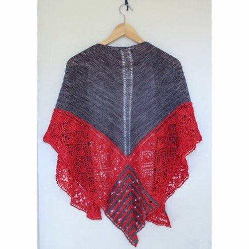 East London Knits Angel in the Making Shawl PDF -  ()