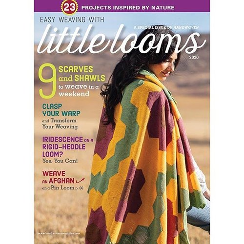 Easy Weaving with Little Looms: Handwoven Magazine Special Issue 2020 -  ()