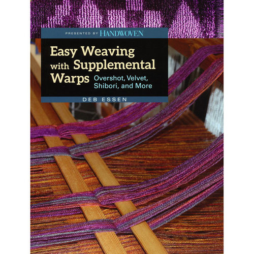 Easy Weaving with Supplemental Warps -  ()