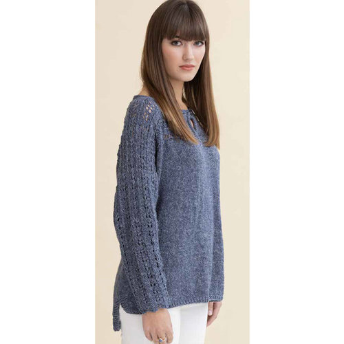 Ella Rae 1120-03 Damaris Pullover Kit -  ()