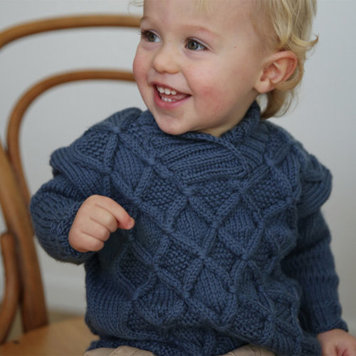 Ella Rae Bigglesby Sweater PDF -  ()