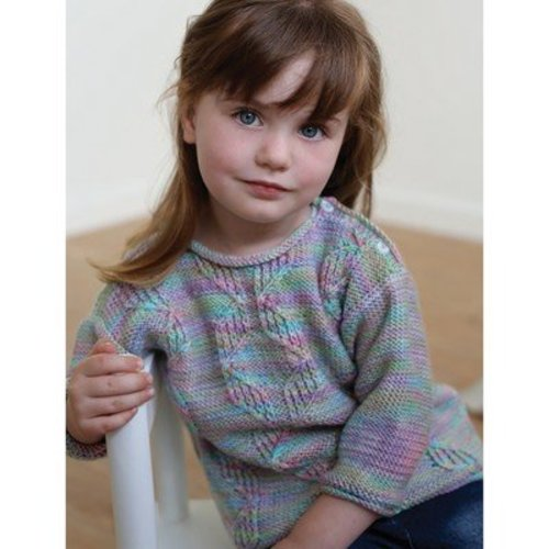 Ella Rae Cable Sweater PDF - Download (CSCABLESWE)