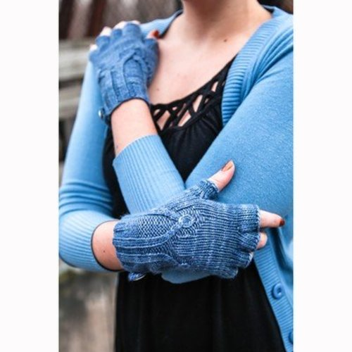 Emma Welford Designs Brooklyn Bridge Mitts PDF -  ()