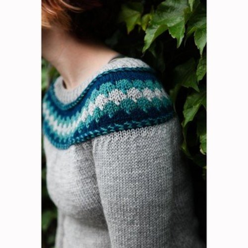 Emma Welford Designs Dreamer's Braided Pullover PDF -  ()