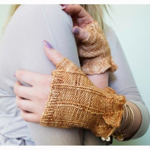 Emma Welford Designs Fargeon Mitts PDF -  ()