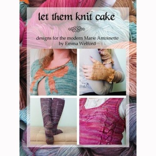 Emma Welford Designs Let Them Knit Cake eBook -  ()